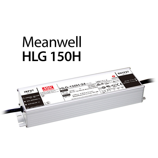 Meanwell HLG-150H-24A Netzteil 150W / 24V / 6,3A