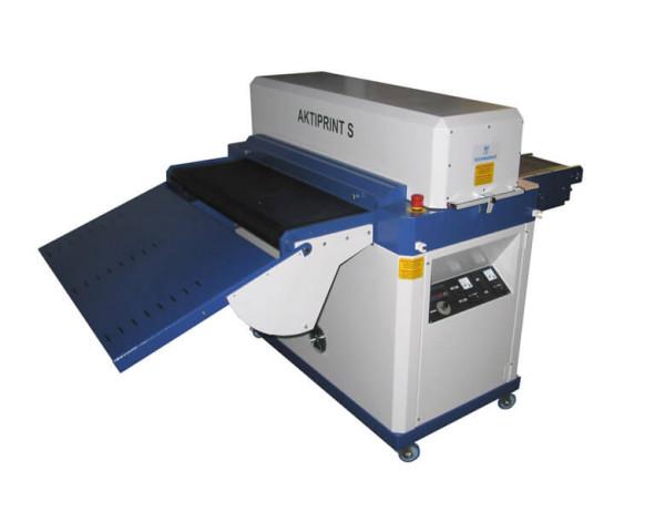 Technigraf Aktiprint S | US54x12-US54x22 | UV-Trockner - platzsparende Variante