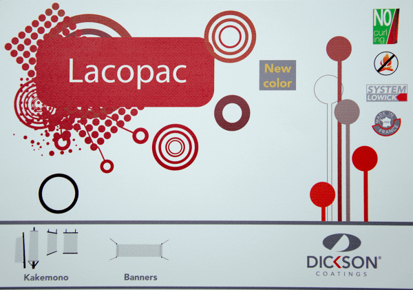 Blockout Banner - LACOPAC - 680 g/m²