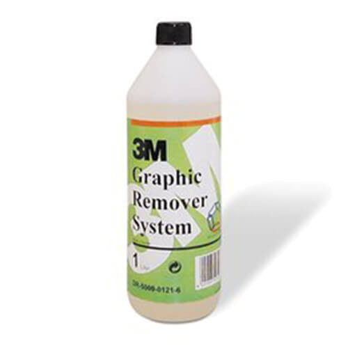 3M Graphic Remover System 221, Folienentferner