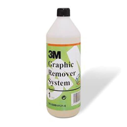 3M Graphic Remover System 221, Folienentferner