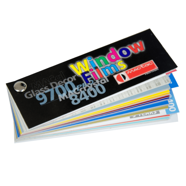 MACal 9700 + MACcrystal 8400 Farbfächer