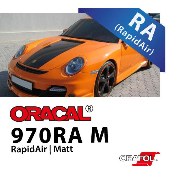 Oracal 970 M-RA, Wrapping Cast matt & metallic