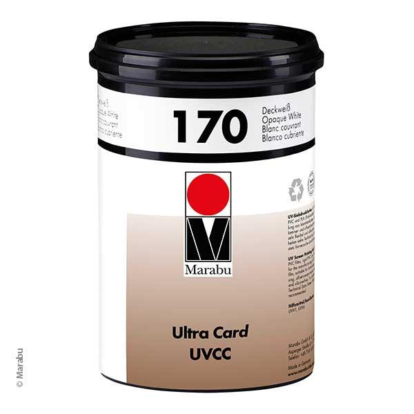 Marabu Ultra Card UVCC, Siebdruckfarbe für Kreditkarten