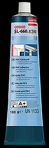 COSMO SL-660.130 transparent PVC-Klebstoff