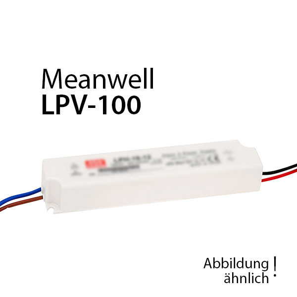 Meanwell LPV-100-12 Netzteil 102W 12V 8,5A / IP67