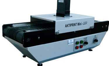 Technigraf Aktiprint Mini LED | UN50070-UN50080 | LED-UV-Trockner