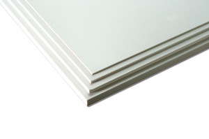 Foamalux Light Freischaumplatten weiß 3mm