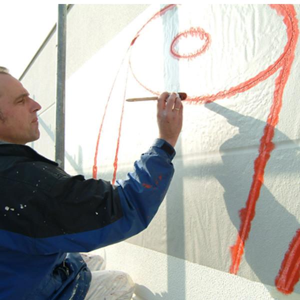 ASLAN S 41 WallMask, Schablonenfolie für Malerarbeiten