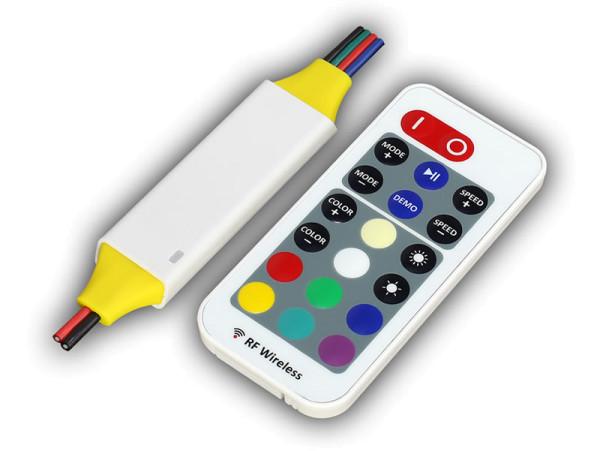 LED Aqua Plus RGB Controller 3 x 5A IP68