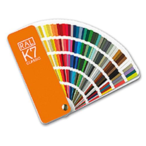 RAL Farbfächer K7, 213 CLASSIC Farben