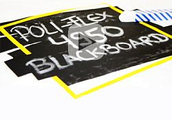 POLI-FLEX 4950 Images BLACKBOARD