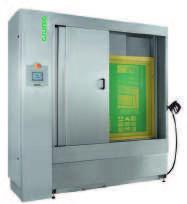 Grünig G-WASH 112 Entschichtungsmaschine