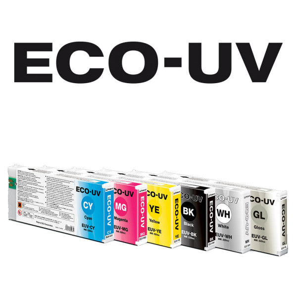 Roland Eco-UV Ink