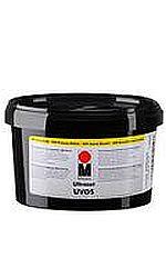 UltraSet UVOS - Marabu UV-härtender Rastersatz Optical Disc Siebdruckfabe