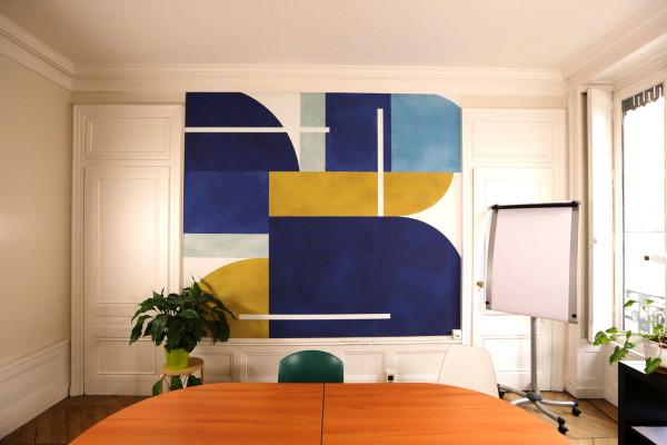 Textile Wanddekoration - JET TEX Wall 9239 - 300 g/m²