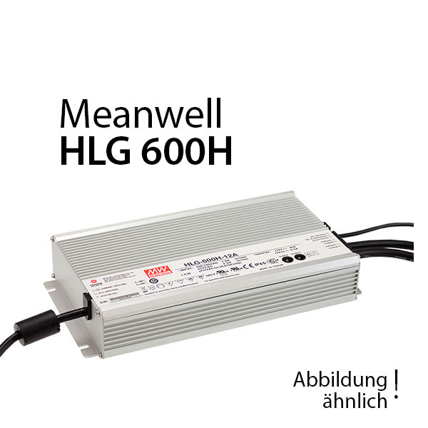 Meanwell HLG-600H-24A Netzteil 600W 24V