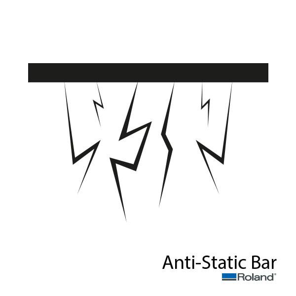 Roland Anti-Static Bar für EJ-640-Serie