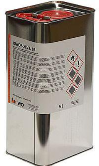 KIWOSOLV L 63 - Verdünner und Lösemittelreiniger für Klebstoffe