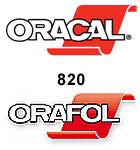 Oracal 820 Dokumentenfolie