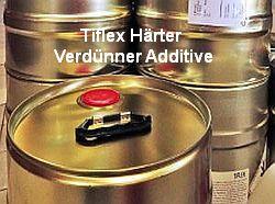 Tiflex Hilfsmittel Additive für Textildruck