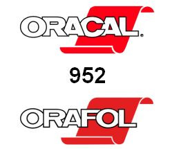 ORACAL 952 + 952RA perm.