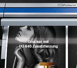Roland Heizung DU-640 für XR-640