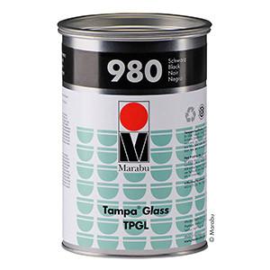 Tampa® Glass TPGL, Sieb- & Tampondruckfarbe