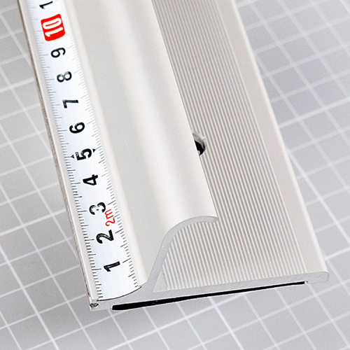 Profi-Sicherheitslineal - Safety Ruler: 55 - 305 cm