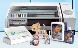 Roland SF-200, Eco-Solvent Flachbettdrucker