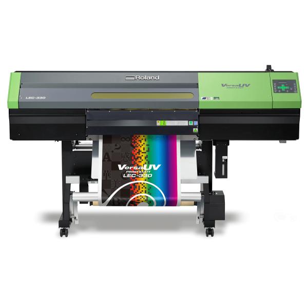 VersaUV LEC-330 UV Print & Cut