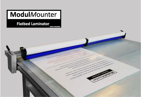 ModulMounter TopClean Reinigungssystem