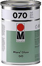 MaraGloss GO - universelle Siebdruckfarbe