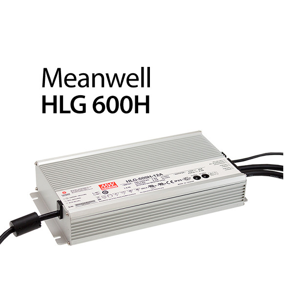 Meanwell HLG-600H-12A Netzteil 480W / 12V / 40A