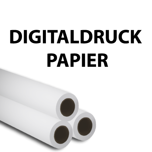 Solvent Paper 230DS FR - Digitaldruckpapier, hohe Opazität, 230 g/m²