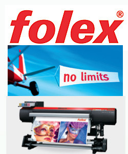 Folex Roll-Up SI-432, PP-Folie 195µ