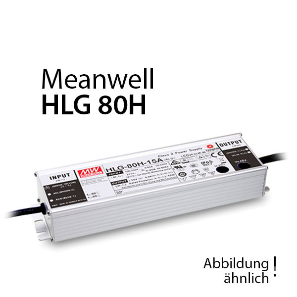 Meanwell HLG-80H-12A Netzteil 60W 12V