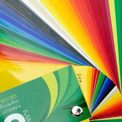 Macal Pro 8900 matt - Farbfolien