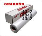 Orabond 4032 - doppelseitig klebende Kaschierfolie, ablösbar/permanent, 12 µ
