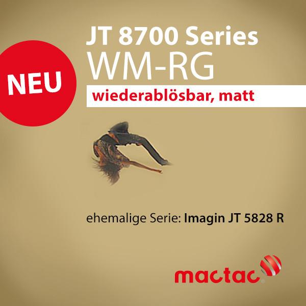 JT 8700 WM-RG -JT 5828 R, Digitaldruckfolie ablösbar