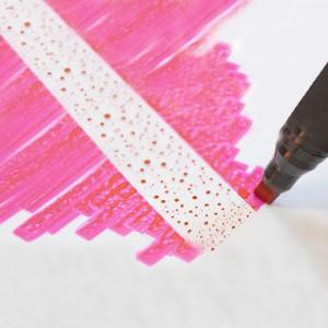 Oberflächenspannungs-Teststifte Pink