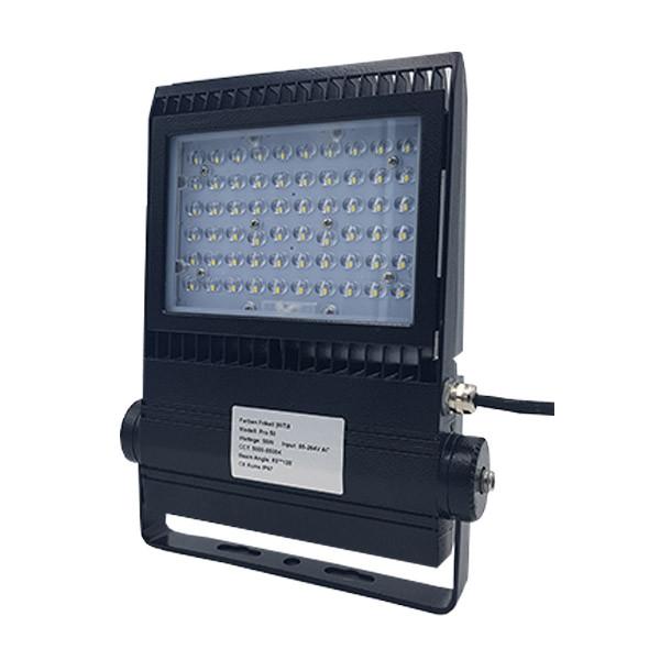 LED Strahler Pro 50 schwarz