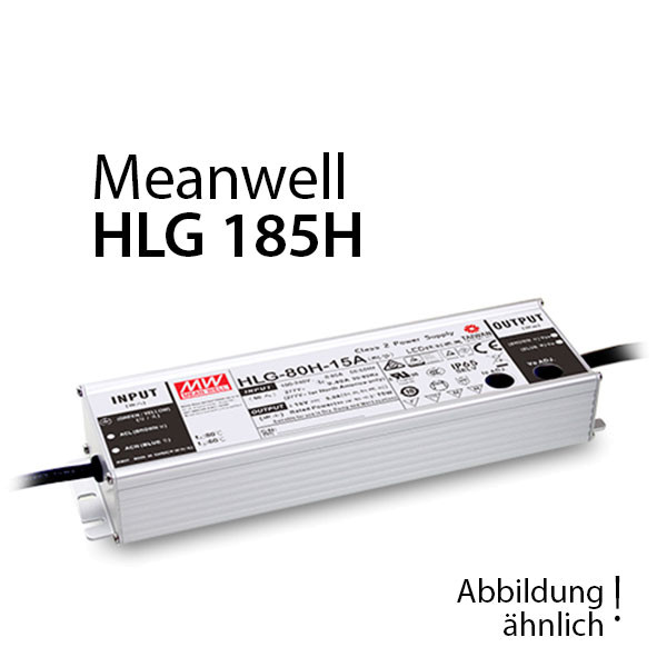 Meanwell HLG-185H-24A Netzteil 187W 24V