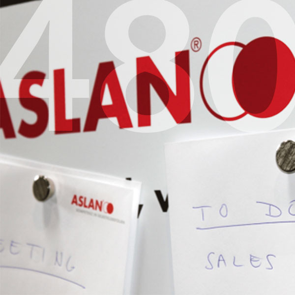 ASLAN FF 480 FerroSoft Print, bedruckbare flexible Eisenfolie