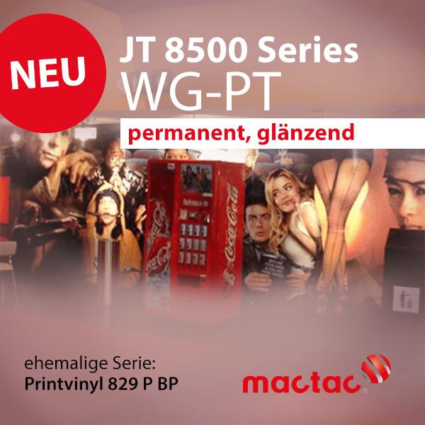 JT 8500 WG-PT (Printvinyl 829 P) Digitaldruckfolie