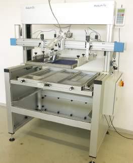 Rokuprint Siebdruckmaschine RPX 700