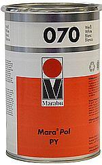 Marapol PY - 1- oder 2-K-Siebdruckfarbe mit flexiblen Farbfilm
