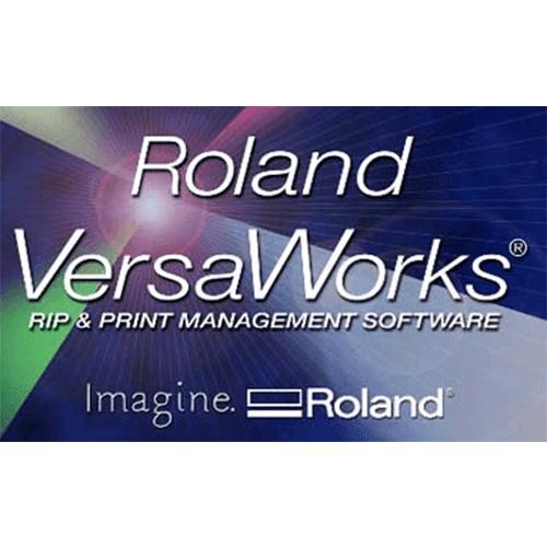 Roland VersaWorks - RIP Software für Roland Drucker