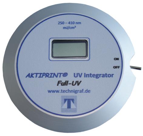Technigraf UV-Integrator MM14030 Full-UV