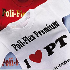 Poli-Flex Premium, Flexfolie matt